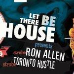 TONIGHT! #LETTHEREBEHOUSE DJs @ronallen + #Toronto Hustle @BasslineToronto @JackDeclared #deephouse #housemusic http://t.co/HkgwSiX2vN