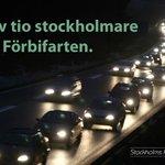 En stark majoritet tycker att #Förbifart Stockholm är viktig för regionens framtid! http://t.co/ZE4QQXhbsM #08pol http://t.co/pwZnLTRRoo