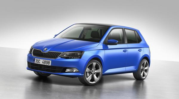 Introducing the all new SKODA Fabia.  http://t.co/mgc1e0GiRI http://t.co/7nrLAVZRR9