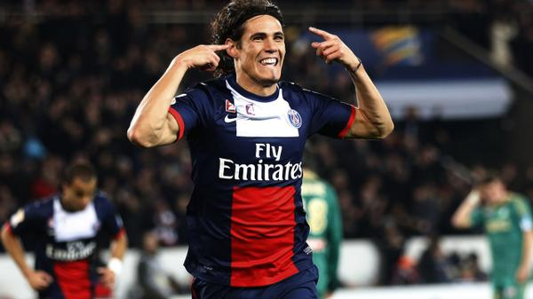 LEquipe: Edinson Cavani is staying at PSG, no chance of move to Arsenal
