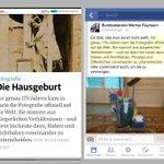 RT @wluef: Immerhin liest der österreichische Bundeskanzler Werner Faymann morgens offenbar die SZ. (via @iona_w) http://t.co/NJXRG91CGH