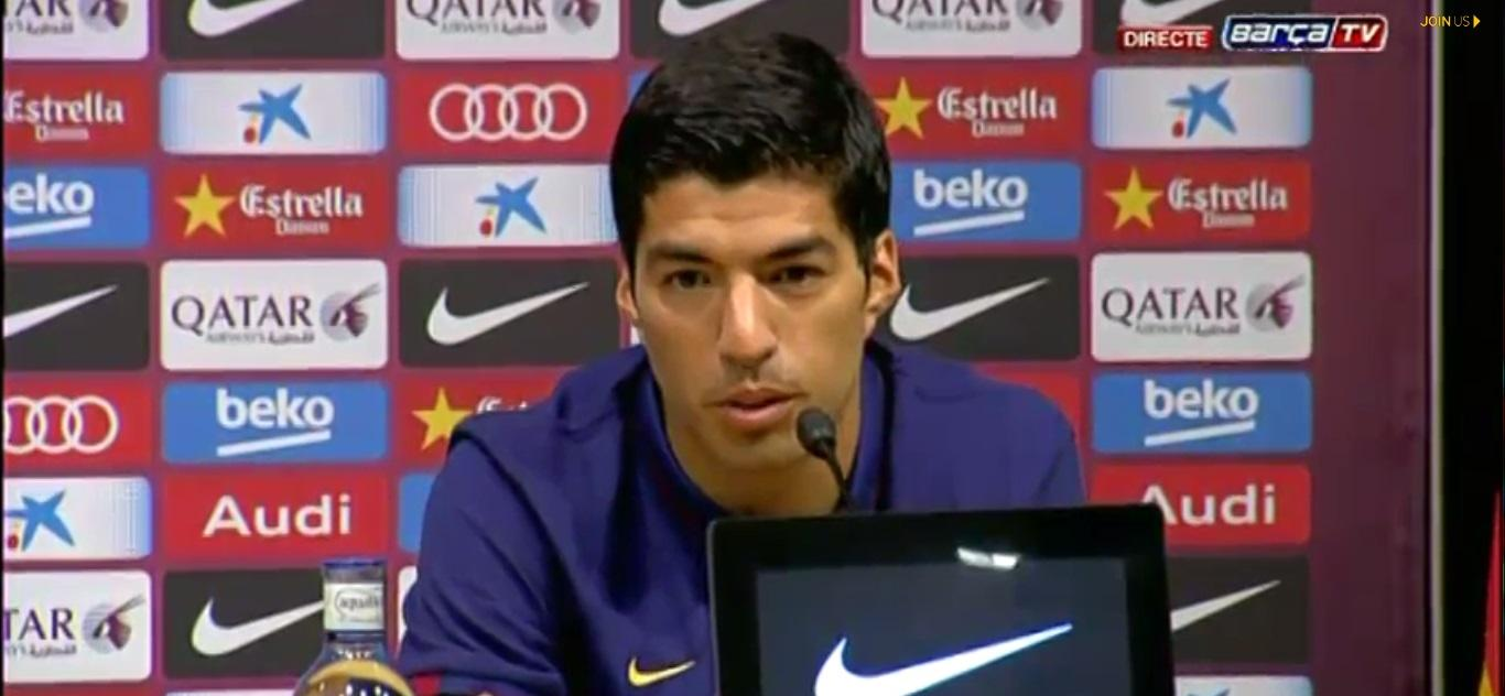 Barcelona say they paid Liverpool £65m for Luis Suarez, nobody believes them!