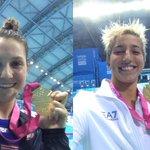 RT @nanjing2014yog: Congrats to H. Moore (USA) and A. Esposito (ITA) who tied in #YOGswimming! #YOGselfie #nanjing2014 @youtholympics http://t.co/qgo9hzgEfn