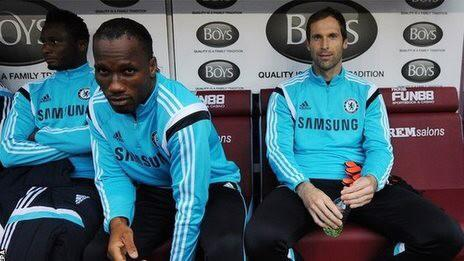 BvZdpqMIcAA3Ow  Petr Cech may leave Chelsea after silent snub from Jose Mourinho [Mirror]