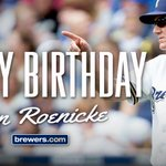 RT to wish Ron Roenicke a Happy Birthday! #Brewers http://t.co/cAjgVwh1L4