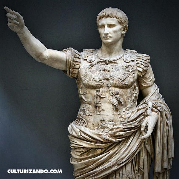 Und acomohoy 14 d c muere c sar augusto primer for Augusto roma