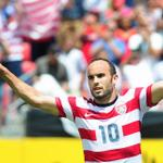 Landon Donovan will suit up for his country one last time. #USMNT announces he will play Oct. 10 friendly vs Ecuador. http://t.co/rFllM0yX1N