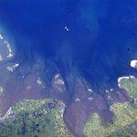 Schönes Bild der Nordseeküste von @Astro_Alex - hier im Original https://t.co/XjdG4qL0vA und anbei kommentiert. http://t.co/vywLPdIIxv