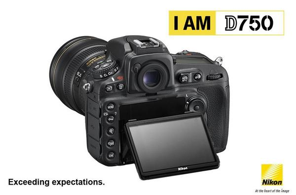Here is a mockup of what the #Nikon #D750 should look like courtesy of [NR] reader broxibear: http://t.co/2WhxAuKgFf