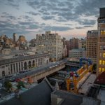 This is how you cover a rail yard @ManhattanWestNY @nytimes #NYC http://t.co/gxG1vje1tM