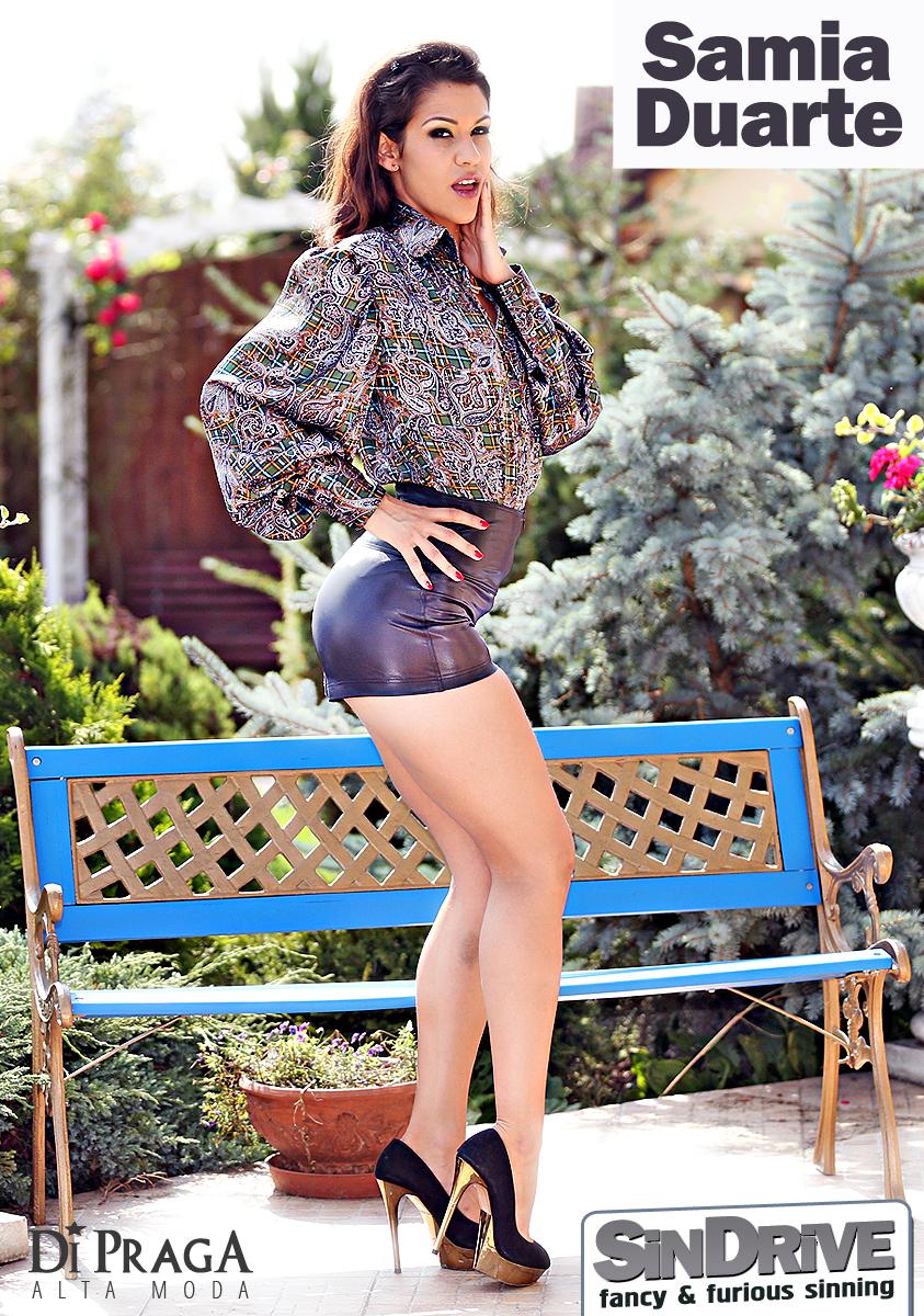 Samia Duarte has her European ass nailed hardcore in an anal sex  211188