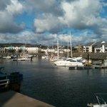 RT @Dogfael: Harbwr Aberystwyth ar noson braf. http://t.co/9SOV1N0FPc