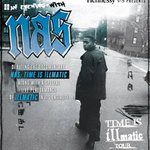 Tonight @Nas #TimeIsIllmaticTour is SOLD OUT in #LosAngeles! #TimeIsIllmatic #IllmaticXX http://t.co/uKkjVr5Tst