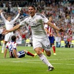 FT: Real Madrid 1-1 Atlético Madrid (81' James | 88' Raúl García). #RealMadridAtleti #HalaMadrid http://t.co/brRMv2h1hY