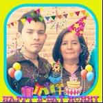 RT @Emmddiction: @paurubio hoy es cumple de mi mamá, me harías el honor de enviarle felicitaciones?? #ILoveYouMommy #PauRubioIsBack xD http…