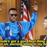 "Interesting. RT @BuzzFeed: ""Fresh Prince"" clip has taken on new meaning in wake of #Ferguson http://t.co/qzw8USq4pH http://t.co/FOehFdxbEi"