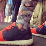 RT @ESPNNFL: ICYMI: Demaryius Thomas sock game yesterday was off the charts. http://t.co/FM9pCDHXzU