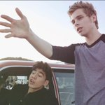 "RT @5SOSCougarsWW: ""Just drive off the cliff"" ok then. Never asking Luke for directions. Ever. #vote5sos #5SOSAMNESIA http://t.co/co1PYxQWjy"