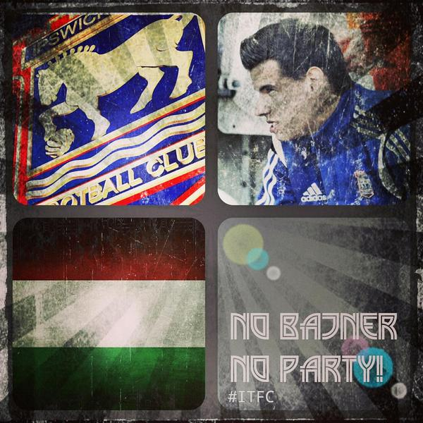#itfc No Bajner,  No Party http://t.co/oFFcGCJRtG