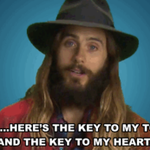 RT @BuzzFeed: This is what it feels like to have @JaredLeto flirt with you http://t.co/VkLnHQPrKh http://t.co/uMEDkZSa5a