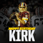 Happy Birthday to #Redskins QB @KirkCousins8! http://t.co/OlhOxP94OJ