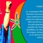 RT @Jupresidente: Somos #17CLAE Somos Latinoamerica Unida! @17CLAE @UnenUnan @FESNicaragua @JuventudPSUV http://t.co/QaeI2bqqK0