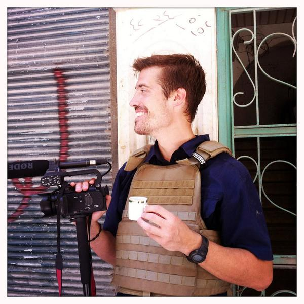 We're sorry to hear of the reported death of journalist James Foley http://t.co/Weh3l6aS0p http://t.co/bltJ6WIqQP