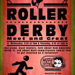 Meet the @FWderbygirls at @PintandSlice on Wednesday! http://t.co/GbHCW5pUOF #FortWayne #DTFW http://t.co/TugbQuq13r