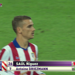 RT @SkyFootball: Another big money signing, Antoine Griezmann has just come on for Atletico Madrid. Sky Sports 5. http://t.co/Kc1sfqjfDX
