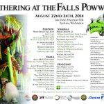 Almost time for Gathering at the Falls Powwow in #Spokane Riverfront Park https://t.co/2RvETiV17M http://t.co/HpvRKTftPP