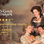 "RT @stratfest: ""Comic gold and non-stop hilarity that rocks the theatre"" Toronto Star. #sfstratagem http://t.co/DMFQ8MMOKm http://t.co/QEcQIymdV8"