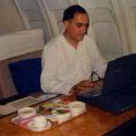 RT @tarique_anwer: Visionary and advent of new era in India. #RememberingRajiv http://t.co/MiA0WhTtD5