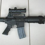 "Bompton ""@PzFeed: Compton, CA school police authorized to carry AR-15 assault weapons - http://t.co/gQX9EECpfd http://t.co/sPO4u1PDK2"""