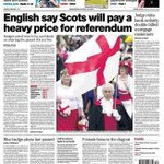 RT @mstewart_23: Right so Im confused now what happened to those extra powers if we vote NO #indyref http://t.co/kECuWzawxh