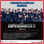 #MobileRescueMission #contest - here are the rules again, hope you all are following them? http://t.co/r2uqFOtdMf