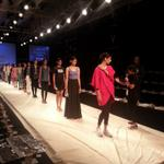 Models line up during the rehearsals at #lakmefashionweek #WinterFestive 2014! http://t.co/nJDE5wUCtB