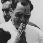 RT @Inshal07: Remembering RajivGandhi ji on his Birth Anniversary #RememberingRajiv @Aneela_Nadar @MehekF @CleviiC @Smoke__Screen http://t.co/Pxf03QJT4k