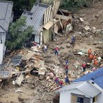 RT @BBCNewsAsia: VIDEO: Eighteen dead in Japan landslides http://t.co/3KXy5tniJ8 http://t.co/sGfzK3sLGa