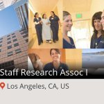 RT @Find_Jobs_in_LA: Now hiring a Staff Research Assoc I  in #LosAngeles http://t.co/aUvQJjMnQT #job http://t.co/1vMjCFegeK