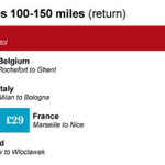 RT @Telegraph: How Britains rail fares compare to the rest of Europe http://t.co/6sCsPKkdyd http://t.co/VL9CxnXGCs