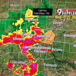 RT @Cincywxman: Heres the latest Severe TStorm Warning til 2am for Hamilton, Butler & Warren counties. @wcpo http://t.co/8ccCq1Zqmf