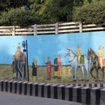 Why street art matters in #Bengaluru? http://t.co/BfylsFoUFQ #streetart #bangalore #graffiti http://t.co/2WbSufhnfY