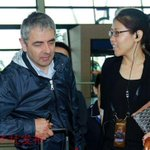 RT @chinaorgcn: #MrBean visits #China for the first time http://t.co/FyRExuymII http://t.co/6yFbqieGy6