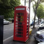 RT @BBCGlos: After 8, uses for the humble phone box in #Gloucestershire from cash machines, mini libraries and defibrillators. http://t.co/Wdekpk7VZj