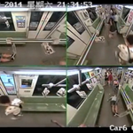 WATCH: Foreign man faints on #Shanghai train, but no one stops to help http://t.co/cb9uFRsxJq #China http://t.co/pEzmZAdPtj