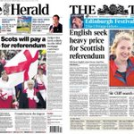 How dare we debate Scotlands future - what were we thinking?! #IndyRef http://t.co/1qwzM6Gbwe