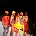 Its colours and prints galore at Rizwan Beygs show at #lakmefashionweek #WinterFestive 2014. http://t.co/Y0n4CBMPro