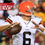 RT @SportsCenter: BREAKING: Brian Hoyer named Cleveland Browns starting QB http://t.co/3LABwcC7oM