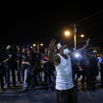 RT @nytimes: A quiet night turned confrontational in Ferguson http://t.co/EPpUE9Jk95 (Photo: Whitney Curtis for NYT) http://t.co/cFNVzUN4ka