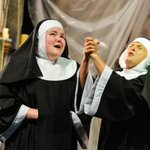 RT @BBCRadioWales: The stars of @aberystwytharts Sister Act: The Musical join Eleri Sion from 3 oclock @beepmair http://t.co/IcP0b8i2Gr http://t.co/tM2glKxWgw